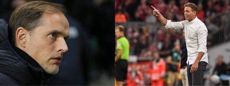 Thomas Tuchel i Julian Nagelsmann zmierzą się we wtorkowym półfinale Ligi Mistrzów