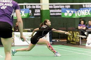 Badminton. Medale rozdane. Mistrzostwa w Białymstoku