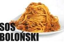 Sos boloński - ugotuj
