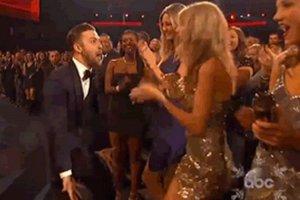 Justin Timberlake i Taylor Swift