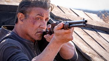 Sylvester Stallone w filmie 'Rambo: Last Blood'