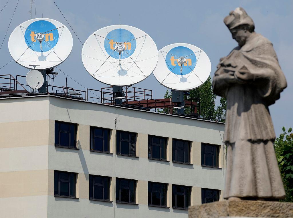 Sprawa TVN wzbudza zainteresowanie zachodnich mediów