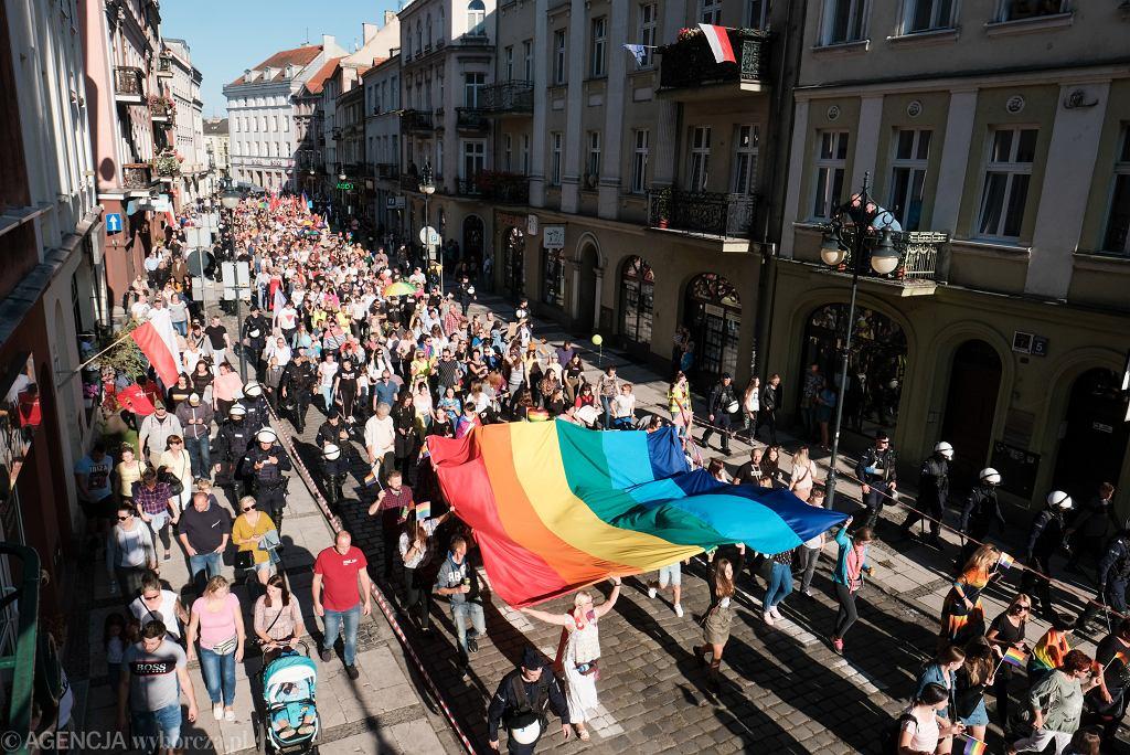 Pierwszy Kaliski Marsz Równości