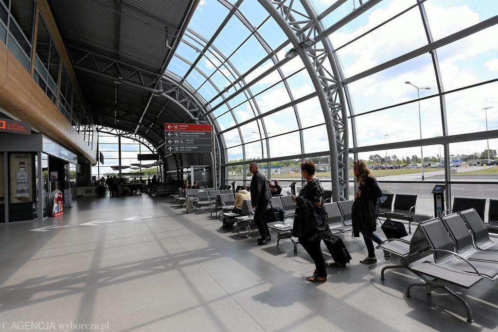 Lotnisko Warszawa-Modlin