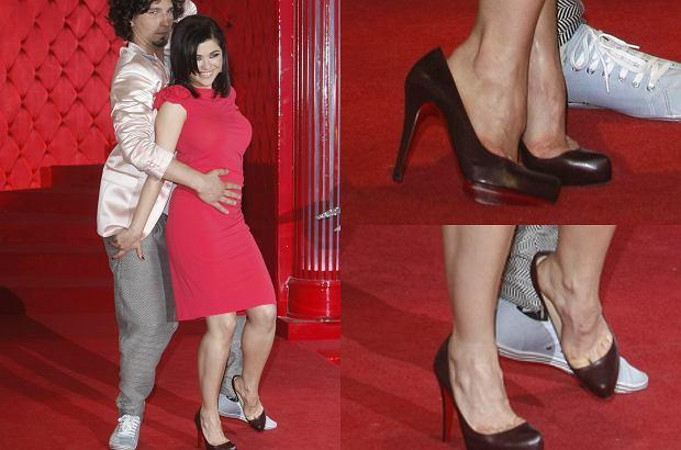 Zdjęcie numer 13 w galerii - Jennifer Lawrence wygląda SUPER, ale wszystko zepsuły za duże buty. Takie wpadki zaliczają też inne gwiazdy