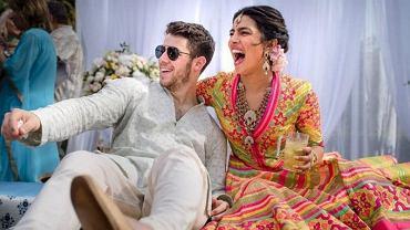 Nick Jonas i Priyanka Chopra już po ślubie