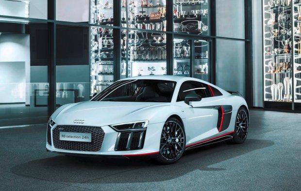 Audi R8 V10 plus selection 24h | Wygrywanie ma we krwi