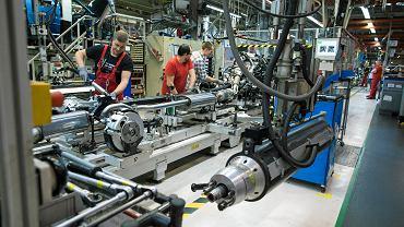 Zakład produkcji samochodów VW w Poznaniu