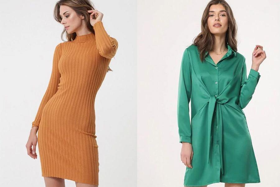 Sukienki na jesień idealne na co dzień