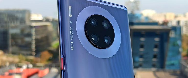 Huawei Mate 30 Pro w naszych rękach [PIERWSZE WRAŻENIA]