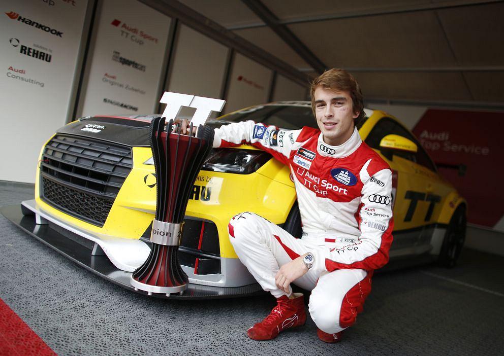 Fascynujący finał pierwszego sezonu Audi Sport TT Cup
