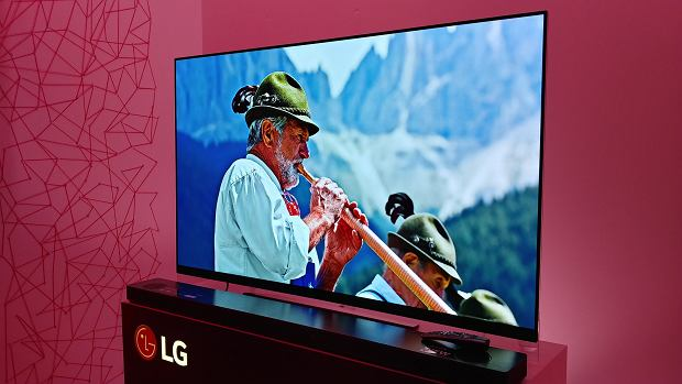Nowe telewizory LG ze sztuczną inteligencją