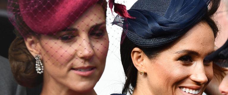 Księżna Kate czuje się przyćmiona przez Meghan Markle. Wiemy, dlaczego!