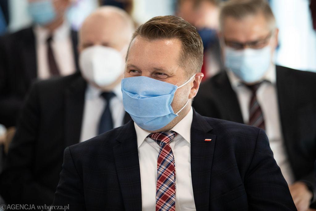 Przemysław Czarnek o podstawie programowej