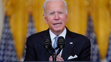 Joe Biden z rekordowo niską popularnością [SONDAŻ]