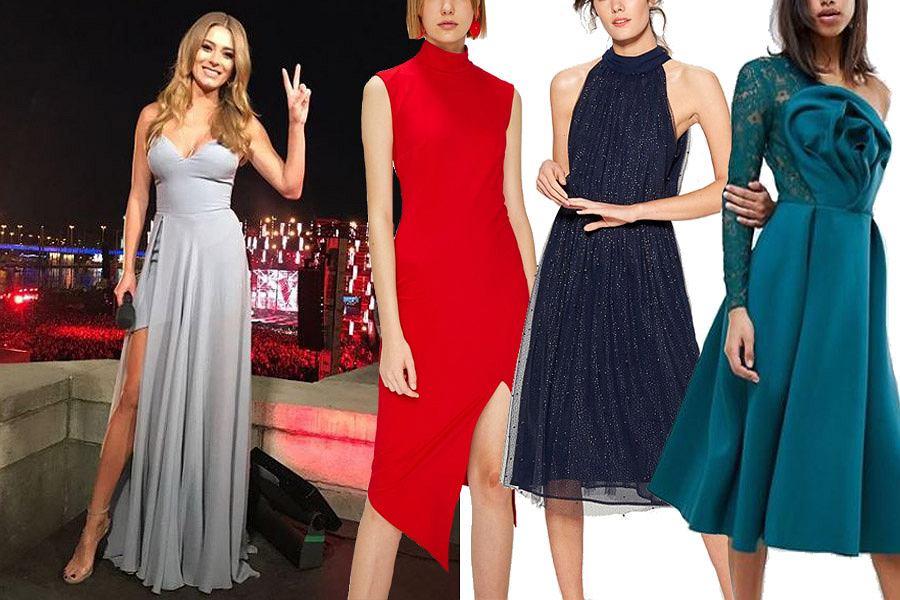 c8b792c87796 Sukienki na studniówkę 2019 do 200 zł! Większość modeli kupicie ...