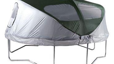 Namiot na trampolinie: Trampoline Tent. Cena: 99 funtów