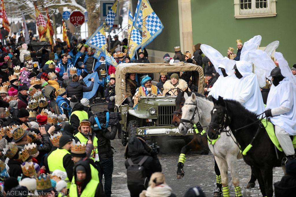 Orszak Trzech Króli w Szczecinie