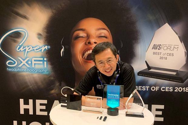Super X-Fi zdobywcą wielu nagród podczas CES 2019