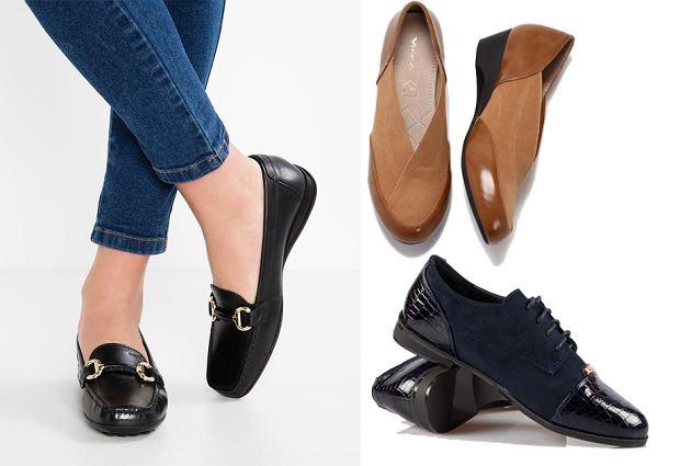 Buty na okres przejściowy
