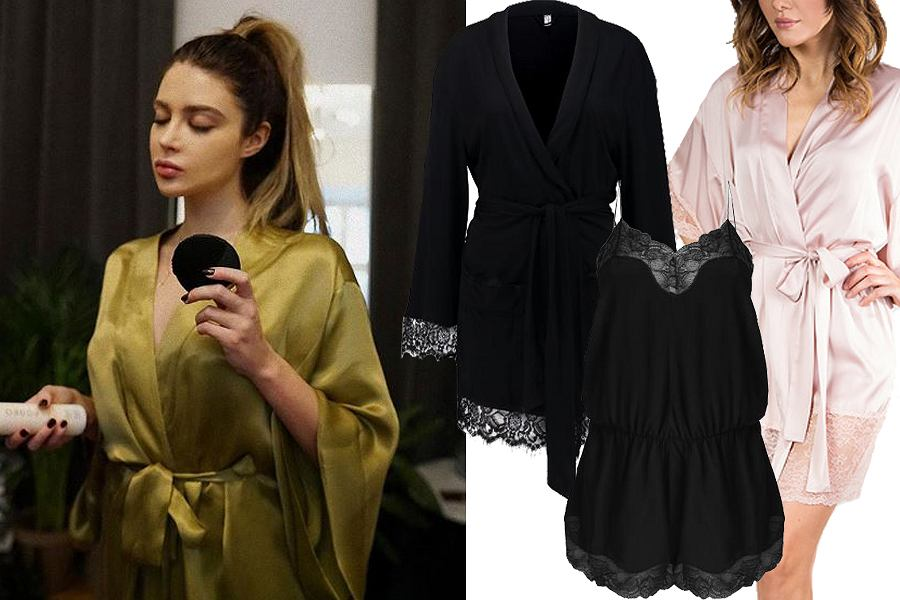 Kolaż, piżama/Materiały partnera