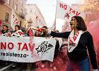 Włoscy populiści i ich wyborcy kłócą się o tunel pod Alpami
