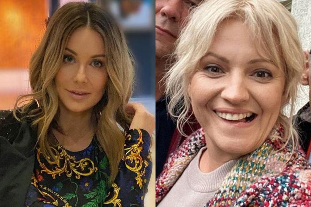 Małgorzata Rozenek i Dorota Szelągowska
