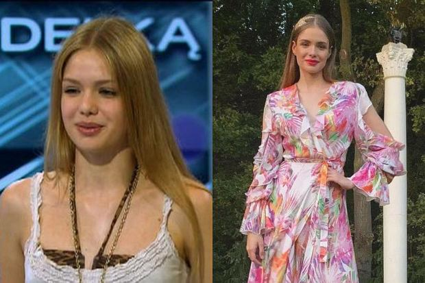 Olga Kaczyńska, Top Model