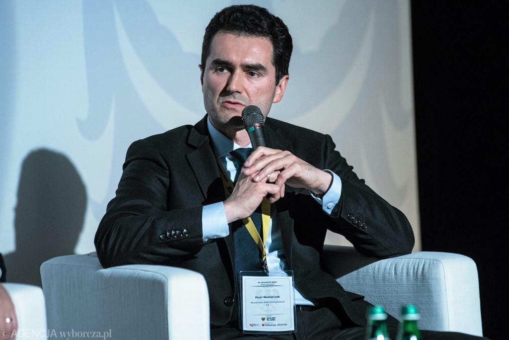 Piotr Malepszak, nowy szef w CPK