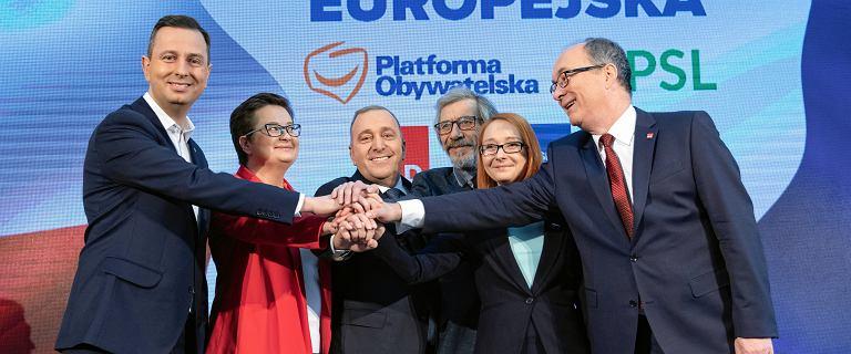 Sondaż: Duża przewaga Koalicji Europejskiej nad PiS w Warszawie