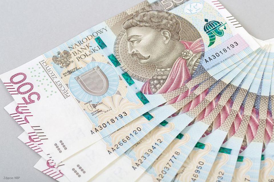 Szukasz Szybkiego I Dobrego Zarobku Banknot 500 Zl Moze Byc Odpowiedzia Biznes Na Next Gazeta Pl