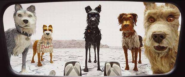Kadr ze zwiastuna filmu 'Wyspa psów', reż. Wes Anderson