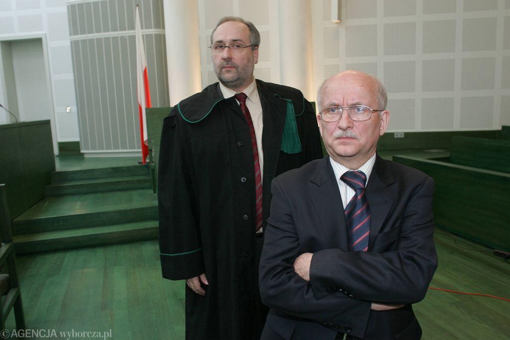 Emil Wąsacz w 2007 r.