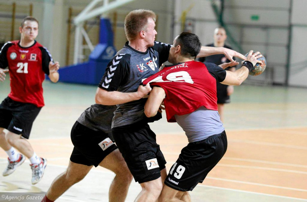 Piłka ręczna: AZS Politechnika Świętokrzyska - AZS UJK Kielce