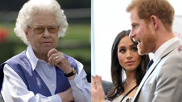 Królowa Elżbieta II nie czuje się najlepiej. Problemy w rodzinie królewskiej odbiły się na jej zdrowiu psychicznym
