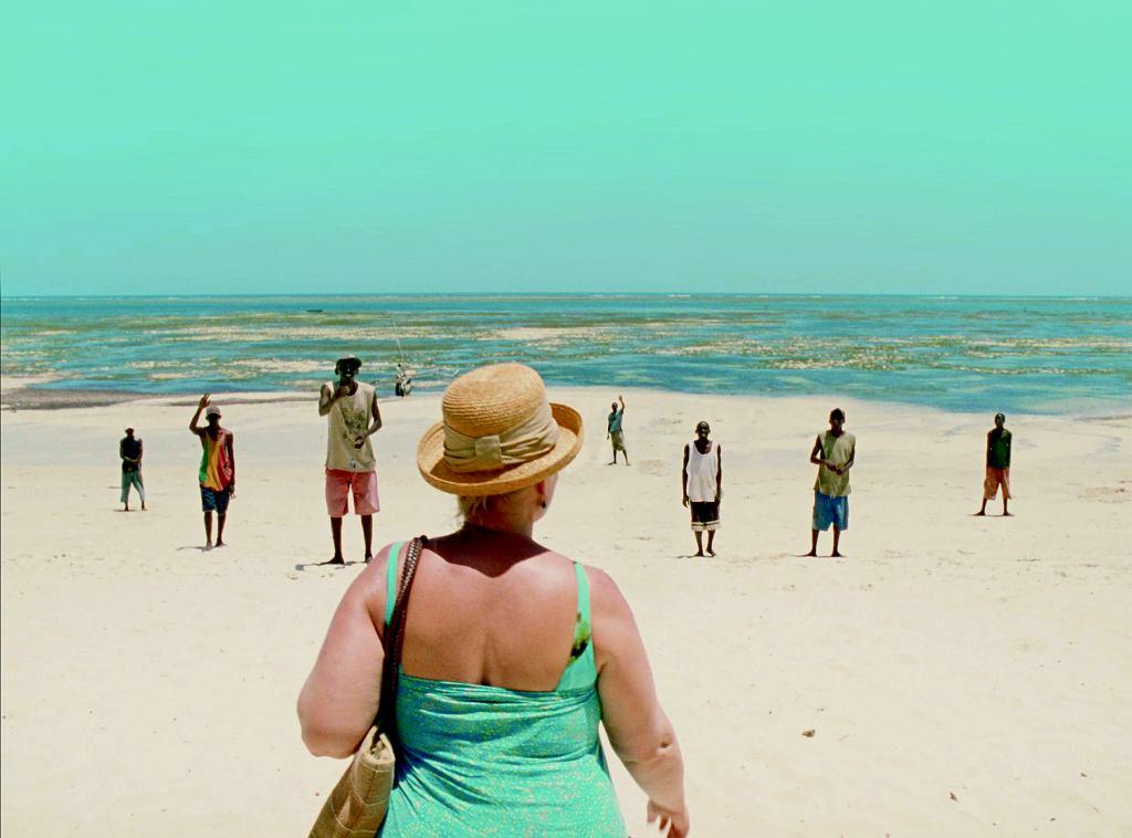 Kadr z filmu 'Raj: Miłość', reż. Ulrich Seidl