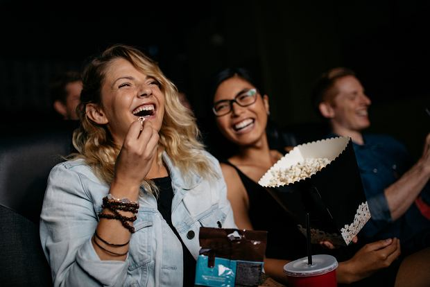Śmieszne filmy: kilka komediowych propozycji