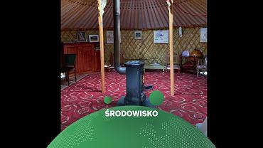 Piecyk w jurcie, Kraków. Interweniowali strażnicy miejscy