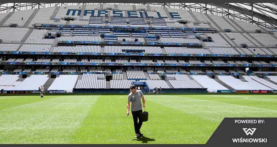 Na stadionie w Marsylii zostanie rozegrany półfinał ME Portugalia - Walia