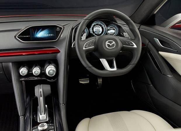 Mazda Takeri (2011)