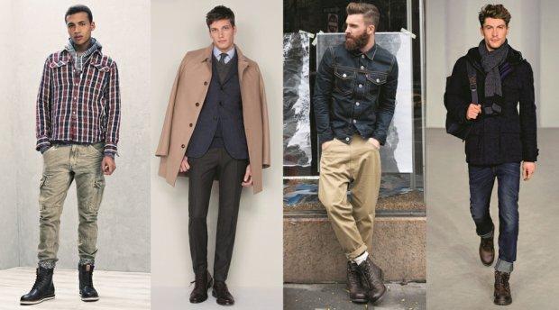 Męskie buty na zimę. Praktyczne i eleganckie