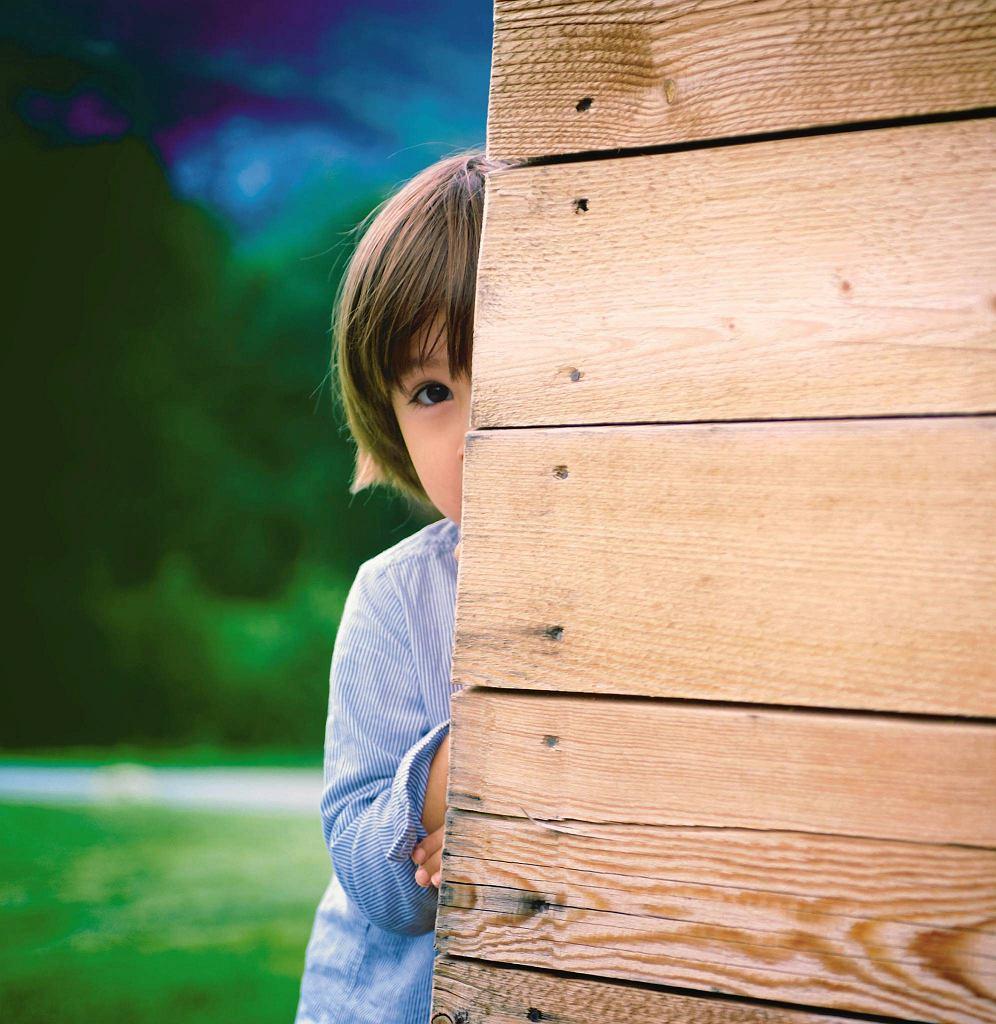 Problemy z integracją sensoryczna u kilku latka utrudniają mu funkcjonowanie.