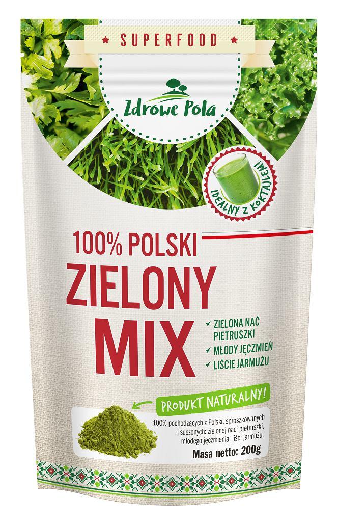 Zdrowe Pola Zielony mix