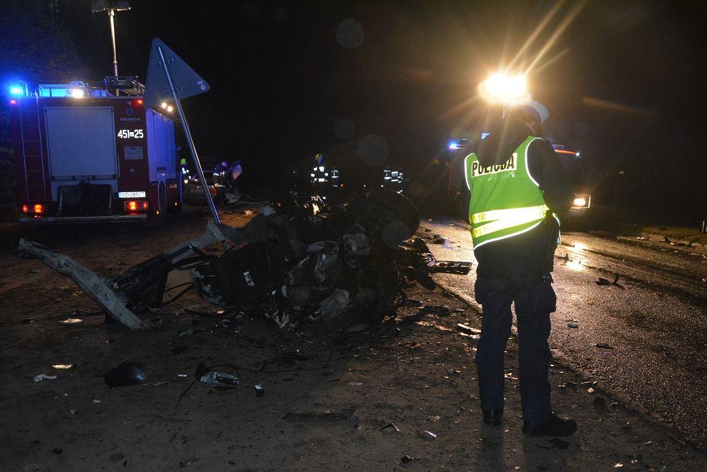 Wypadek w Kaliszu