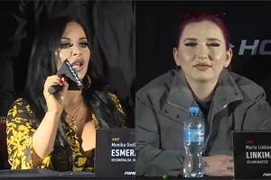 FAME MMA 3 - Esmeralda Monika Godlewska i Marta Linkiewicz