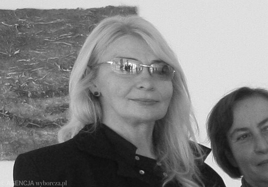 Teresa Tyszkiewicz nie żyje