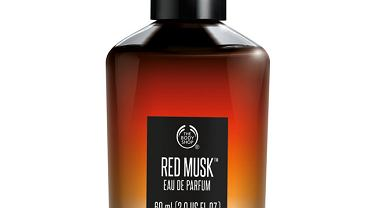 Nowy zapach The Body Shop: Red Musk