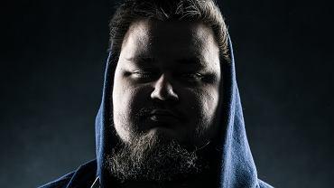 Janusz 'Snax' Pogorzelski, zawodnik Anonymo Esports.