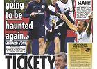 Angielska prasa przed meczem: Lewandowski to polski plan A, B i C. Gerrard na czele pogromców duchów