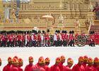 W Bangkoku epokowy pogrzeb ojca narodu, króla Bhumibola Adulyadeja
